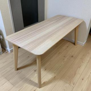 イケア(IKEA)のIKEA イケア LISABO テーブル 引き渡しのみ 東京都江東区(ローテーブル)