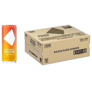 タイショウセイヤク(大正製薬)のエナジードリンク RAIZIN  1ケース(ソフトドリンク)