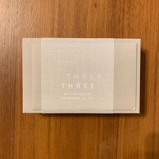 スリー(THREE)のTHREE フレグランスオイル(香水(女性用))