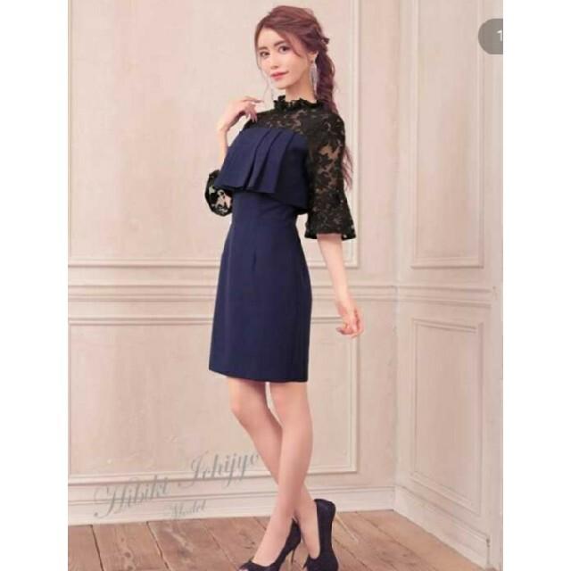 dazzy store(デイジーストア)のTIKA 未使用 ドレス レディースのフォーマル/ドレス(ミニドレス)の商品写真