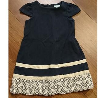 トッカ(TOCCA)のtocca ベビー ワンピース ドレス 100㎝(ワンピース)