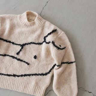 スティーブンアラン(steven alan)のパロマウール ニット Sサイズ スティーブンアラン paloma  wool(ニット/セーター)