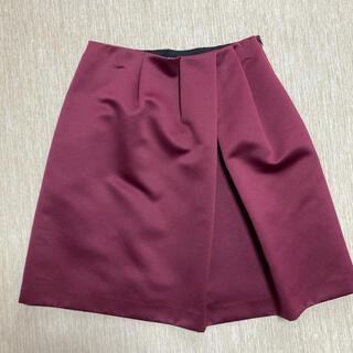 ストロベリーフィールズ(STRAWBERRY-FIELDS)のSTRAWBERRY-FIELDS ストロベリーフィールズ スカート(ひざ丈スカート)