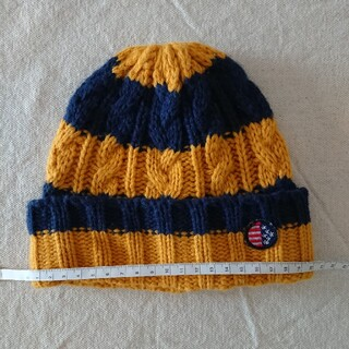エフオーキッズ(F.O.KIDS)のキッズ・ニット帽子(帽子)