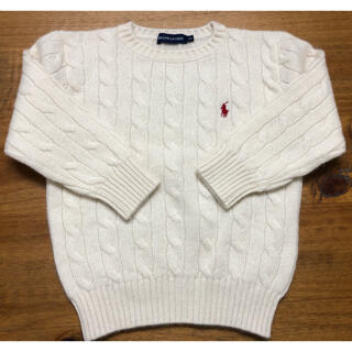 ラルフローレン(Ralph Lauren)のラルフローレン カシミヤ セーター ニット 100cm(ニット)