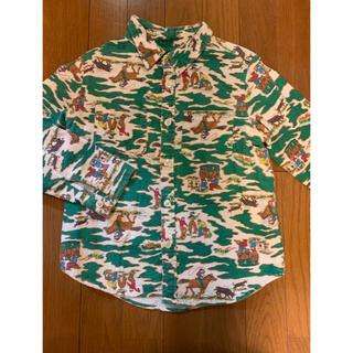 マーキーズ(MARKEY'S)のMARKEY'S 柄シャツ(Tシャツ/カットソー)