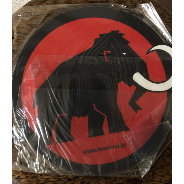 Mammut(マムート)のMAMMUT マウスパッド スポーツ/アウトドアのアウトドア(登山用品)の商品写真