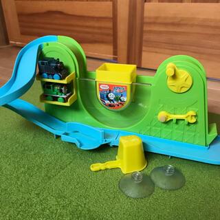 パイロット(PILOT)のおふろでミニカー トーマス&パーシーセット(お風呂のおもちゃ)