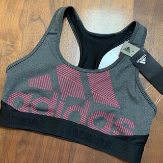 アディダス(adidas)のadidas アディダス スポーツブラ Lサイズ(ベアトップ/チューブトップ)