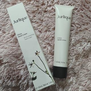 ジュリーク(Jurlique)のジュリーク Jurlique ハンドクリーム シトラス 新品未使用 40ml(ハンドクリーム)