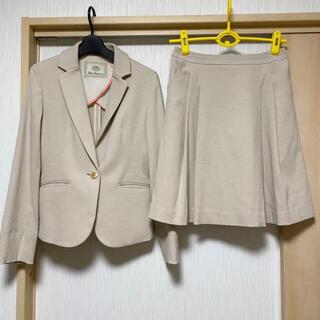 クリアインプレッション(CLEAR IMPRESSION)のクリアインプレッション スカートスーツ セットアップ 上下セット(スーツ)