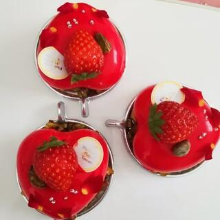 アクタス(ACTUS)のアクタス 食器 4点 小鉢 小皿 アカシア スリップウェア(食器)