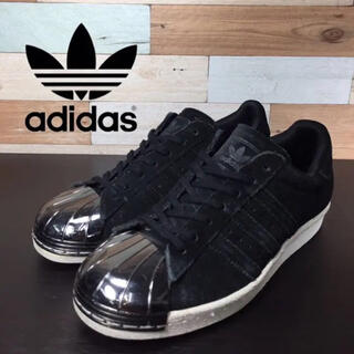 アディダス(adidas)のadidas Superstar 80s Metal Toe 23.5cm(スニーカー)
