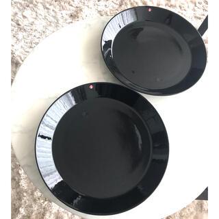 イッタラ(iittala)のiittala イッタラ ティーマ 黒26センチ(食器)