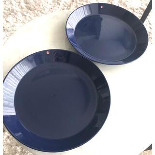 イッタラ(iittala)のiittala イッタラ ティーマ 青 26センチ(食器)