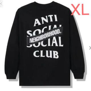 NEIGHBORHOOD - 【XL】 NEIGHBORHOOD ASSC-1 / C-TEE . LS