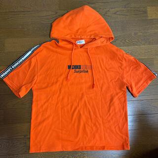 ミチコロンドン(MICHIKO LONDON)のMICHIKO LONDON 半袖パーカー(Tシャツ(半袖/袖なし))