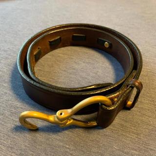 エンダースキーマ(Hender Scheme)の最終値下げ トリーレザー TORY leather(ベルト)