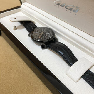 ガガミラノ(GaGa MILANO)のガガミラノ腕時計(腕時計(アナログ))