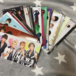 ニュース(NEWS)の☆★NEWS 会報 vol.6~ 35 バラ売り分 即購入不可★☆(アイドルグッズ)