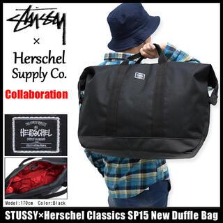 ステューシー(STUSSY)のSTUSSY   Herschel    コラボ バッグ ステューシー(トートバッグ)