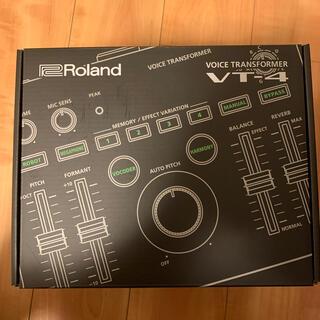 ローランド(Roland)の(新品未開封)ローランド VT-4(エフェクター)
