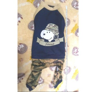 スヌーピー(SNOOPY)の犬服 スヌーピー3L(ペット服/アクセサリー)