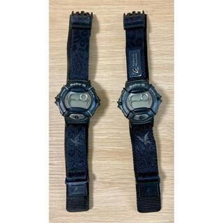 ベビージー(Baby-G)のBaby G BGX-109 2個(腕時計(デジタル))