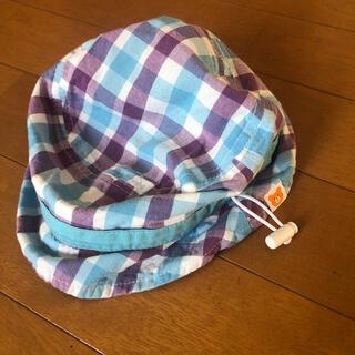 ホットビスケッツ(HOT BISCUITS)のミキハウス ホットビスケッツ サファリハット(帽子)