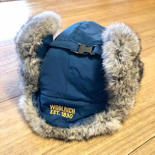 WOOLRICH - wool rich ウールリッチ 飛行帽 フライトキャップ