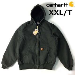 カーハート(carhartt)のカーハート Duck Active Jacket(XXL/T)緑 181218(その他)