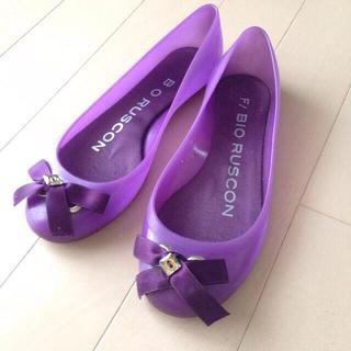 ファビオルスコーニ(FABIO RUSCONI)のファビオルスコーニ☆レインシューズ(レインブーツ/長靴)