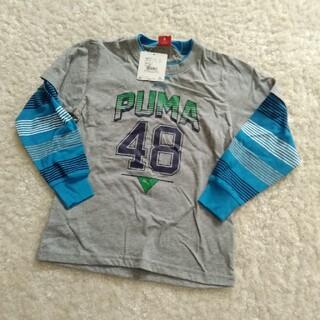 プーマ(PUMA)のプーマ 長袖Tシャツ 130cm(Tシャツ/カットソー)