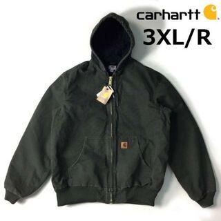 カーハート(carhartt)のカーハート Duck Active Jacket(3XL/R)緑 181218(その他)