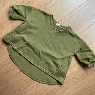 ブランシェス(Branshes)のブランシェス トレーナー 90(Tシャツ/カットソー)