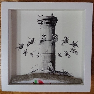 THE WALLED OFF HOTEL BOX SET Banksy(絵画/タペストリー)
