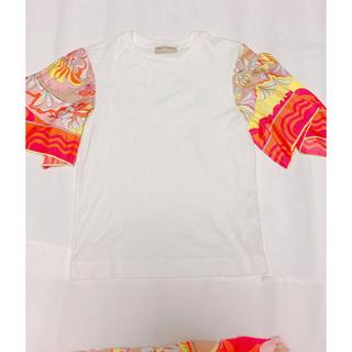 エミリオプッチ Tシャツ