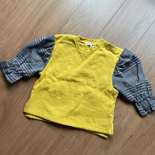 ブランシェス(Branshes)のブランシェス トップス 90(Tシャツ/カットソー)