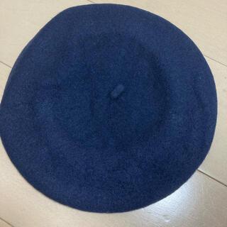 アースミュージックアンドエコロジー(earth music & ecology)のベレー帽(ハンチング/ベレー帽)