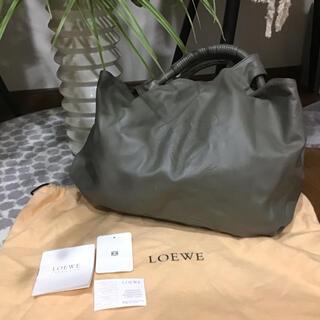 LOEWE - お値下げ❗️LOEWE ロエベ ナッパアイレ トートバッグ