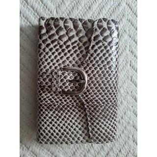 ラルフローレン(Ralph Lauren)のRALPH LAURENラルフローレン 蛇がら財布/未使用(財布)