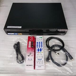 SONY - SONYブルーレイレコーダー BDZ-RX55  2番組同時録画美品動作確認済み