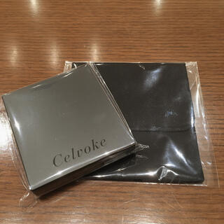 Cosme Kitchen - 非売品 セルヴォーク アイパレットケース 袋