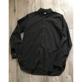 Paul Harnden - kaval basic plain shirt black