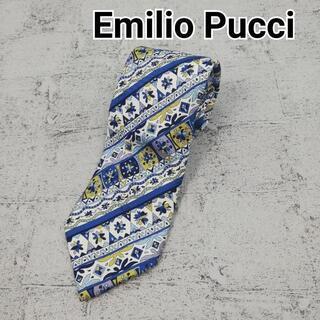 エミリオプッチ(EMILIO PUCCI)のEMILIO PUCCI エミリオプッチ ネクタイ(ネクタイ)