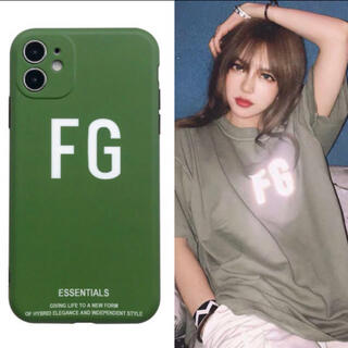 fear of god iPhone ケース