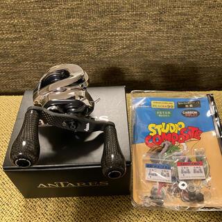 シマノ(SHIMANO)のシマノ 19アンタレスHG 右巻き スタジオコンポジット ピーターモデル(リール)