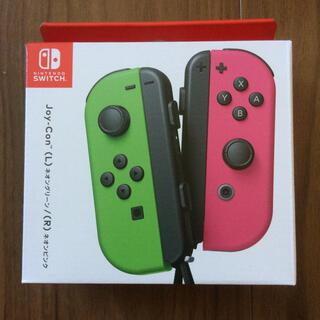 ニンテンドースイッチ(Nintendo Switch)のニンテンドースイッチ 純正ジョイコン(その他)