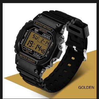 SANDA329 メンズミリタリー腕時計(腕時計(デジタル))