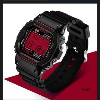SANDA 329 メンズミリタリー腕時計(腕時計(デジタル))